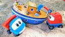 Leo el camión curioso El mapa de tesoro Coches para niños