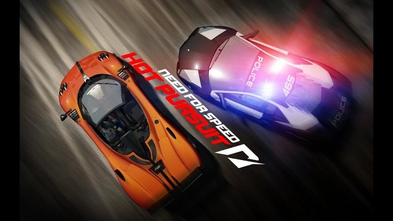 Need for Speed Hot Pursuit прохождения ( за гонщиков ) 11