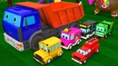Dumping Truck Transport Street Vehicles Toys Names And Sounds Video