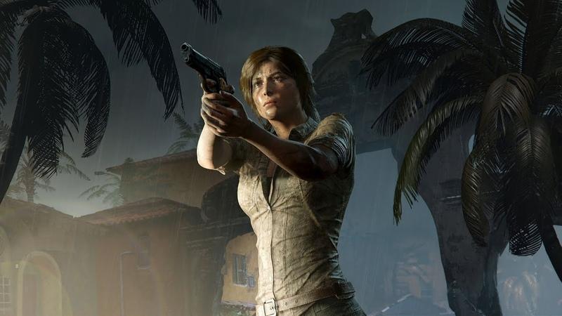 Shadow of the Tomb Raider Xbox One X Enhancement Highlights [PEGI]