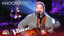 Dave Fenley Showcases a Classic Sound with Lionel Richie's Stuck On You The Voice 2018 Knockouts