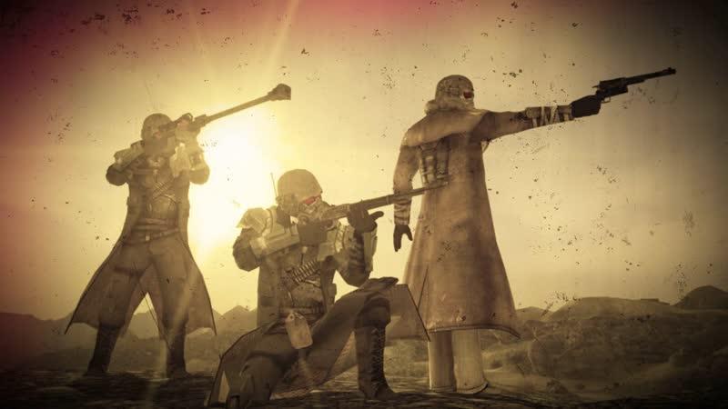НКР (Новая Калифорнийская Республика) Рассказчик История Мира Fallout
