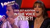 INCREDIBLE looping artist WINS The Voice Winner's Journey #4