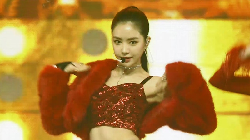 [MMA X 1theK] Apink Son Na Eun Fancam _ I'm so sick(1도 없어)(에이핑크 나은 직캠)