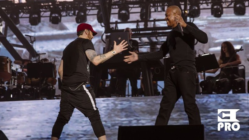Eminem ft. Dr. Dre - Still D.R.E., Nuthin' but a G Thang, Forgot About Dre, California Love (W2!)