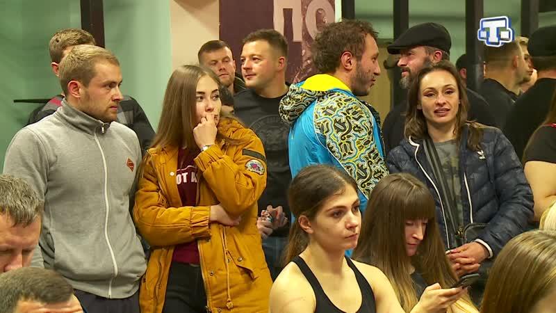Чемпионат по пауэрлифтингу «Кубок Олимпа» собрал около ста силачей со всех регионов Крыма