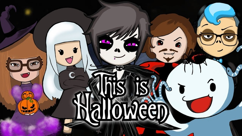 THIS IS HALLOWEEN (RemixCover) ft. TheOdd1sOut, OR3O, Day by Dave, CG5, Maya Fennec | Endigo