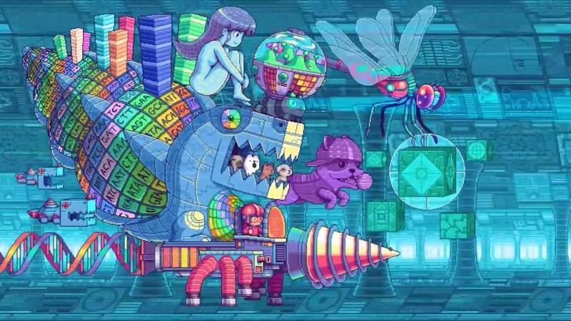 Headworks -Maani (Original Mix) psy trance. 3D Muzik.