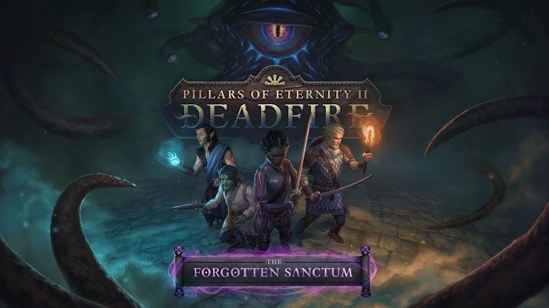 Pillars of Eternity II: Deadfire - The Forgotten Sanctum Trailer