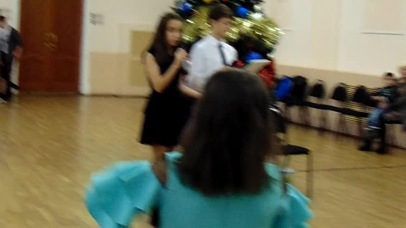 Театрализованное представление Яшел чыршы дусларын жыяMAH08945
