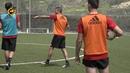 Así es el trabajo práctico en el Curso Combinado Diploma - Licencia UEFA B y A de entrenador