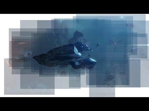 Eve Online - ABYSS - Стабильный фарм 4рок на Gila