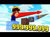 [Аид [VyacheslavOO]] ПРОЙТИ НЕВОЗМОЖНО! 999.999.999.999 ПРЫЖКОВ ПАРКУРА В МАЙНКРАФТ