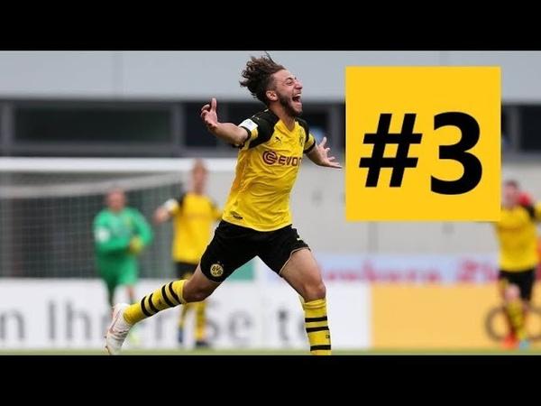 КАРЬЕРА ЗА ИГРОКА Alaa Bakir Borussia Dortmund U19 FIFA 19 3