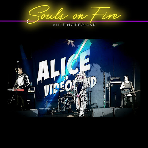 Alice in Videoland альбом Souls on Fire