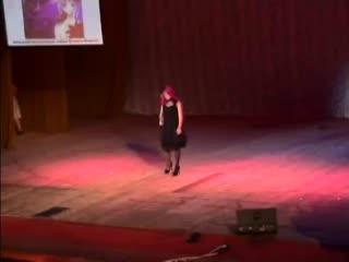 Тогучи 2012 Караоке-новички № 2 Alexandrina-Sanita - Beautiful fighter