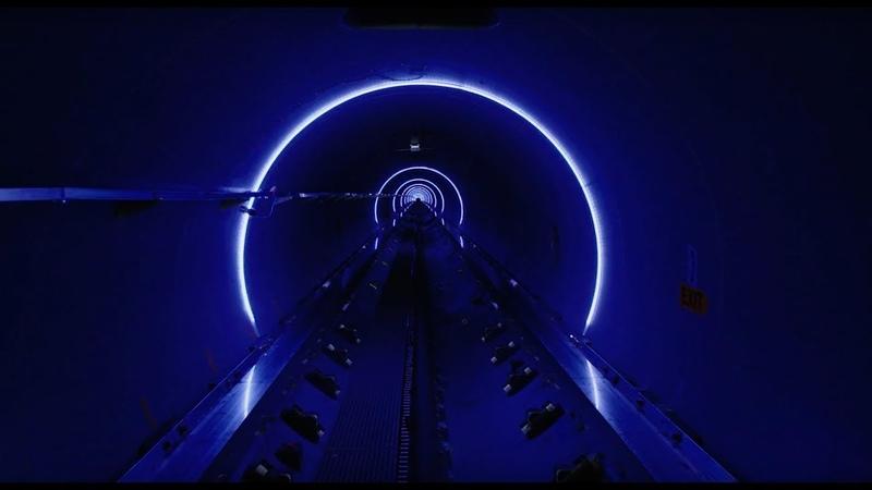 РЕАЛЬНОСТЬ ИЛИ ФАНТАСТИКА? ИЛОН МАСК ЗАПУСТИЛ Hyperloop
