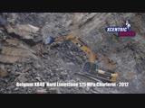 Xcentric Ripper XR40 - Hard Limestone 125 MPa