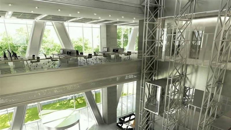Atrium (architecture)