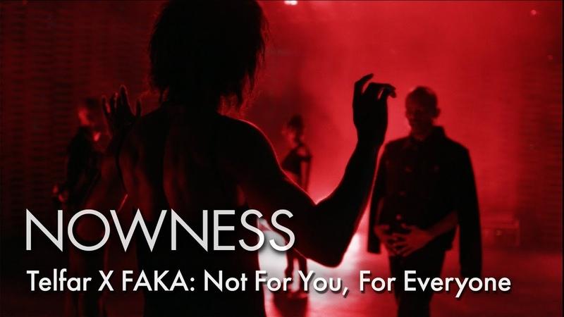 Telfar X FAKA Not For You For Everyone