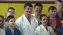 В клубе «Контакт» прошла открытая тренировка с участием мировых чемпионов