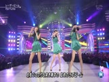 Perfume - Laser Beam + Talk (Music Station 2011.12.23)