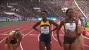 Women 400m Hurdles IAAF Diamond League Rabat 2016