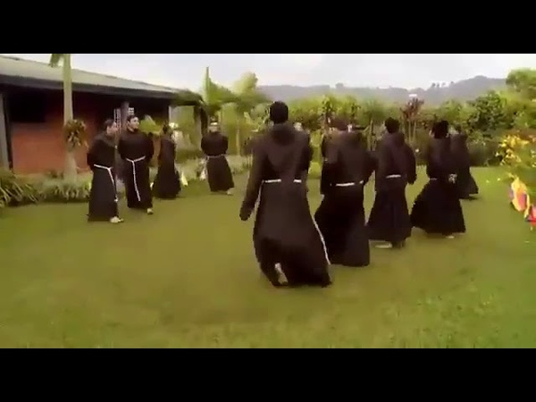 Taniec franciszkanów
