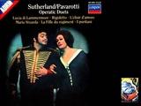 Sutherland &amp Pavarotti. Duet. L' elisir d'amore. Gaetano Donizetti.