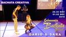 DARIO SARA [Bachata Creativa] ✦ Salamanca Bachata Festival 2018 ✦