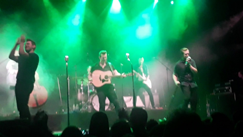 The Baseballs - Born this way. 22.09.18. Москва