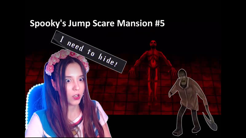 Spookys Jump Scare Mansion HD Renovation 5