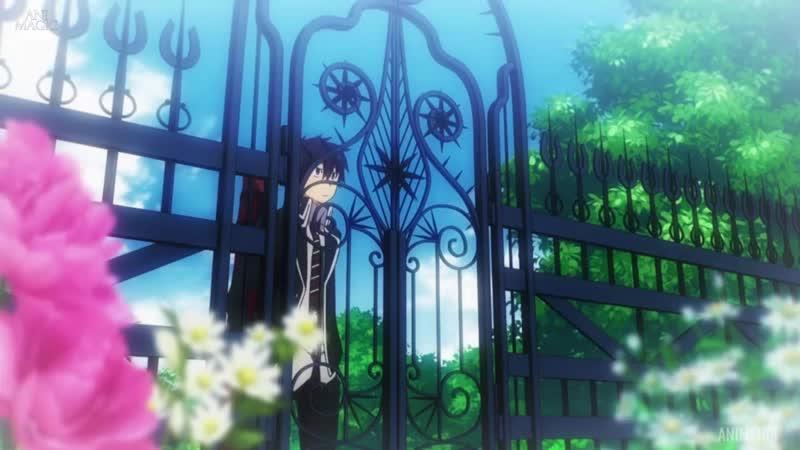 ТВ 2 Синий экзорцист Ao no Exorcist серии 1 12 Animedia
