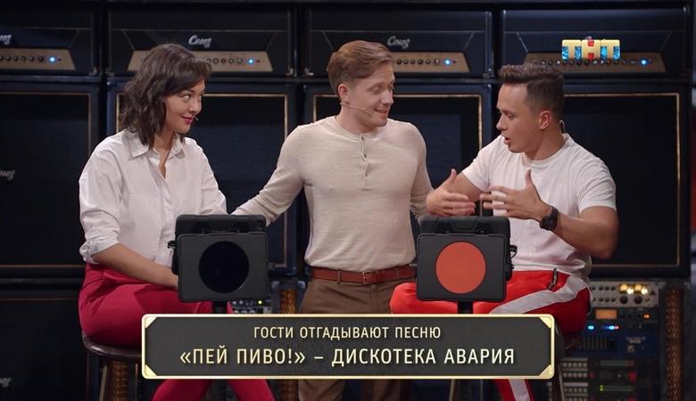 Шоу Студия Союз: Марина Кравец и Илья Соболев, 2 сезон, 23 выпуск (11.10.2018)