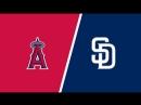 IL / 14.08.18 / LA Angels @ SD Padres (2/3)