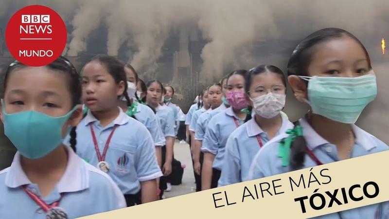 Cómo se vive en el lugar más contaminado del mundo I Documental BBC