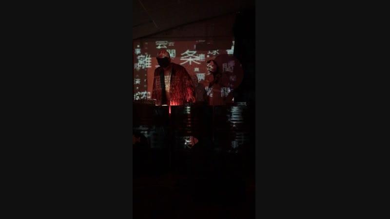 Презентация Belkov - CHN TWN в Музее Звука 1/01/2018.