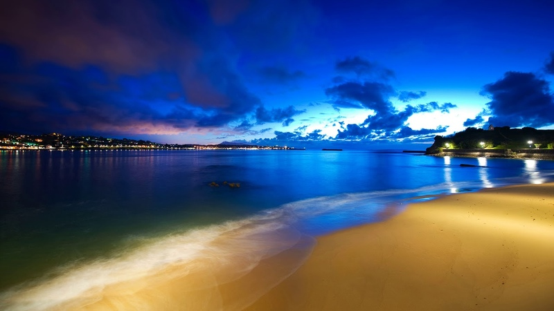 Картинка природа. Saint jean de luz, basque coast, hdr, JPEG.