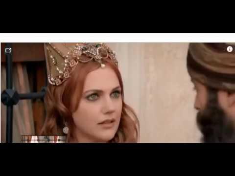 Никях и брачная ночь Хюррем и Сулеймана Великолепный век