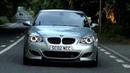Loud BMW M5 E60 ESS Tuning 590bhp V10 Mpower