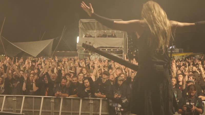 ENSIFERUM - Live At Meh Suff! Metal-Festival 2018 (vk.com/afonya_drug)