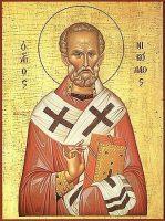 Празднование в честь перенесения мощей святителя и чудотворца Николая