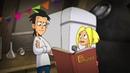 НОВАТОРЫ - Чудо топливо (16 серия) - Познавательный мультфильм для детей