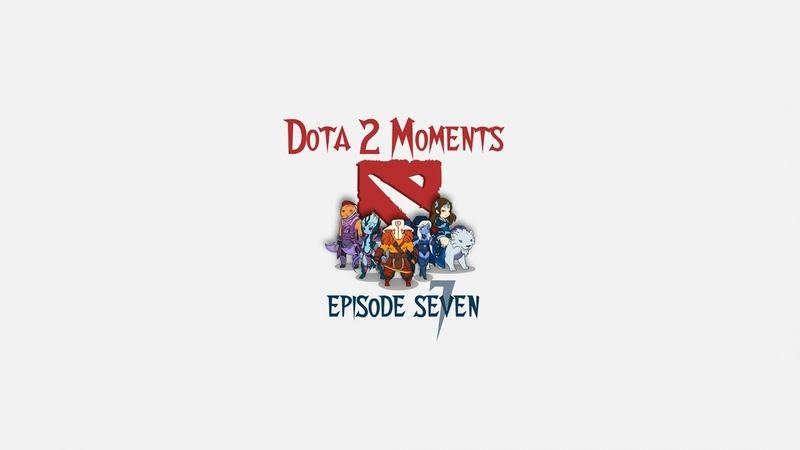 Dota 2 moments ep.7 Песенка про суппортов