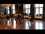 Choreography Ariana Grande - side to side.2.03.19