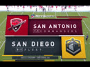 AAF 2019 / Week 03 / San Antonio Commanders - San Diego Fleet / EN / TV