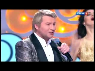 Бенефис Елены Воробей. Николай Басков