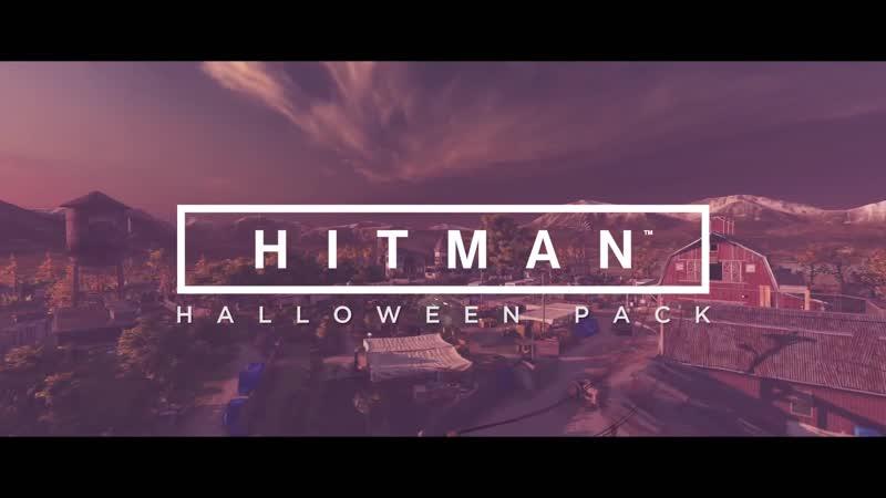 Hitman набор Halloween Pack