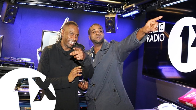 Flowdan Set With Sir Spyro on BBC Radio 1Xtra