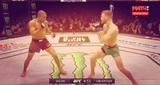 Jose Aldo vs. Conor McGregor Vine